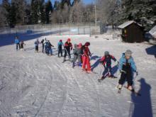 Ski staze